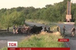 В Славянске нашли могильник замученных террористами мирных жителей