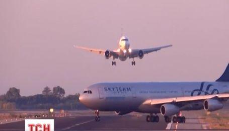 В Барселоне российский самолет едва не протаранил аргентинский