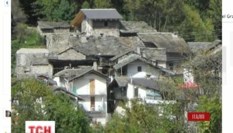 Придбати італійське село за 245 тисяч євро пропонують на популярному інтернет-аукціоні