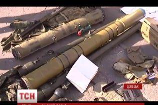 У Донецьку спіймали командира військової частини, який передав терористам чотири тисячі гранат