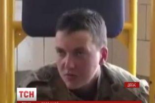 Украинскую летчицу Савченко держат в следственном изоляторе в России