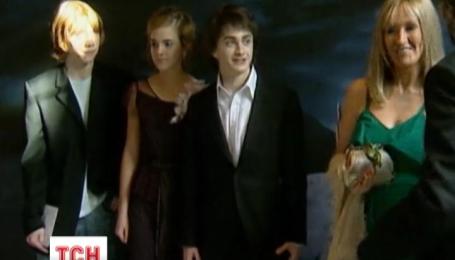 Джоан Роулинг напишет еще одну книгу о Гарри Поттере