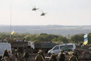 Сили АТО вибили бойовиків з-під Луганська і повністю зачистили Сіверськ