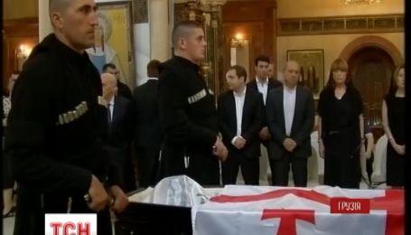 Похорон Шеварднадзе: як прощались із найвідомішим грузинським політиком