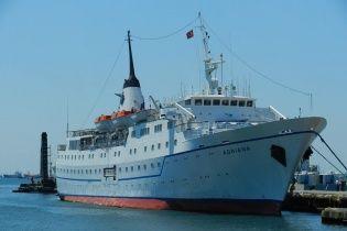 """Турецкая компания """"плюнула"""" на законы Украины и отправила лайнер в Севастополь"""