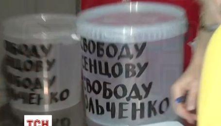 Близькі заарештованого режисера Сенцова скаржитимуться у раду Європи