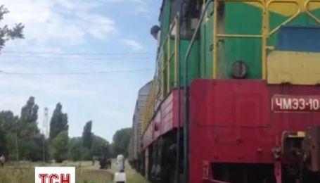 Боевики показали членам миссии ОБСЕ рефрижераторные вагоны с телами погибших в авиакатастрофе