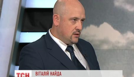 СБУ володіє незаперечними доказами, що установка «Бук» була доставлена з Росії - Віталій Найда