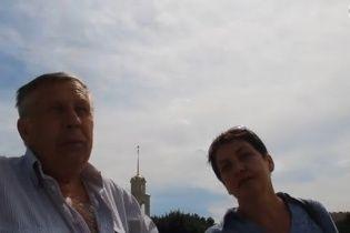 """Жителі Слов'янська """"зіпсували"""" інтерв'ю журналісту Russia Today палкою підтримкою української армії"""