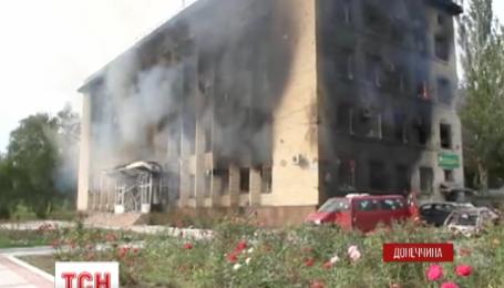 Украинские войска вплотную приблизились к Донецку