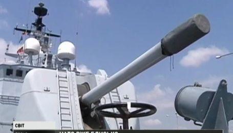 НАТО укрепляет позиции из-за угрозы со стороны России