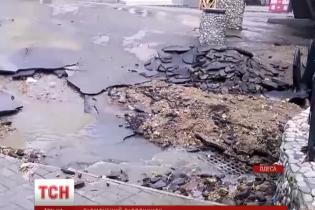 Кількагодинна злива занурила Одесу під воду