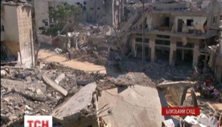 Израиль и Хамас не сдержали договор о 24-часовом прекращении огня