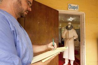 Случай заражения эболой в Германии не подтвердился