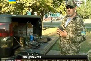 """Бізнесмен продав дорогоцінний годинник для забезпечення батальйону """"Кривбас"""""""