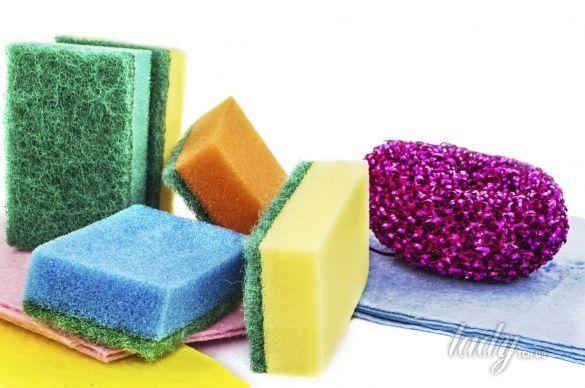 Чем можно заменить флористическую губку в домашних условиях