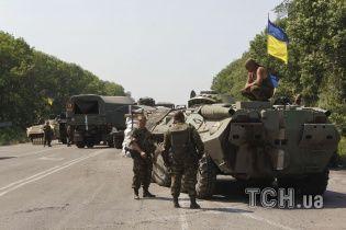 Силовики без втрат пережили нічні обстріли терористів на Донбасі