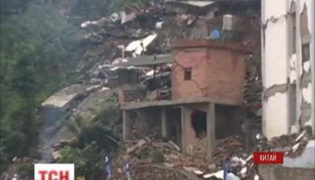 Провинцию Юньнань атаковало самое мощное землетрясение с начала тысячелетия