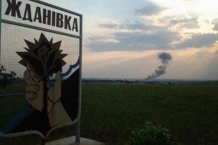 Під Жданівкою бойовики із ЗРК збили український винищувач МіГ-29