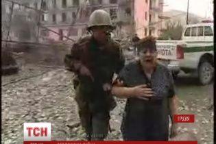 Российские СМИ врали о войне в Грузии так же, как об агрессии в Украине