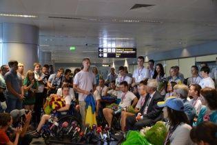 Паралімпійці присвятили бійцям АТО свою феноменальну перемогу на чемпіонаті Європи з плавання