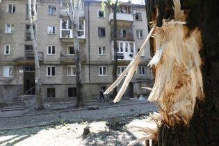 У Донецьку тривають обстріли, пошкоджено кілька газопроводів