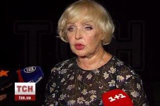 Ада Роговцева зібрала 52 тисячі гривень на допомогу пораненим бійцям з зони АТО
