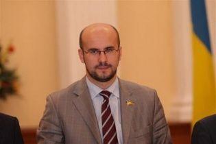 Руководителя Госземагентства Рудыка после коррупционного скандала отправили воевать на Донбасс