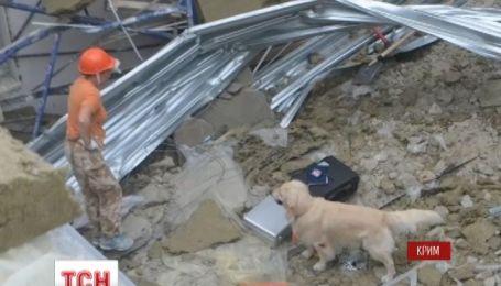 В центрі Одеси обвалилась частина будинку