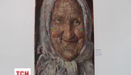 Патриотических выставка Украины открылась в Художественном арсенале