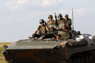 Силы АТО начали наступление на Луганщине - СНБО