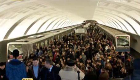 Поездки в общественном транспорте помогают похудеть - ученые