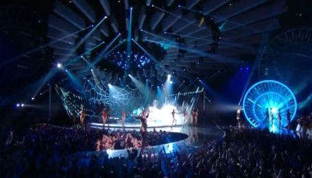"""У Каліфорнії роздали нагороди """"MTV Video Music Awards 2014"""""""
