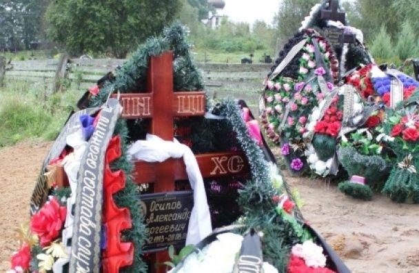 Российские СМИ нашли в Пскове могилы десантников, которые могли погибнуть на Донбассе