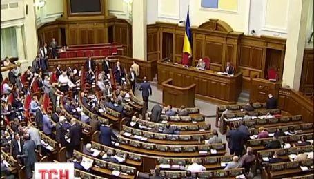 Досрочные выборы народных депутатов должны состояться 26 октября