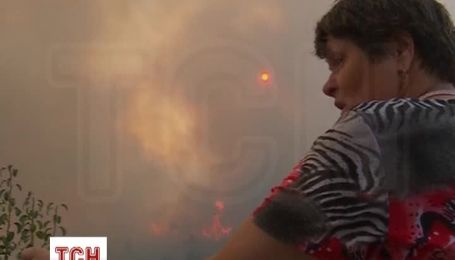 Масштабна лісова пожежа охопила центральну Португалію