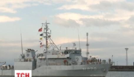 Корабли НАТО зайдут в Черное море