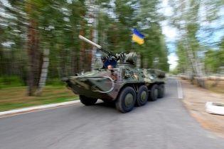 Армия Украины выбила боевиков из Новоазовска