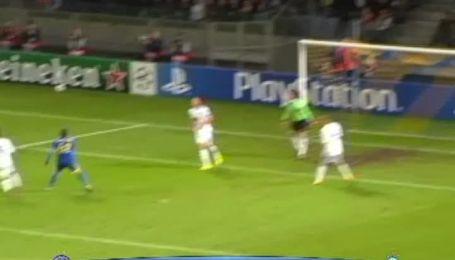 БАТЕ - Слован - 3:0. Відео матчу