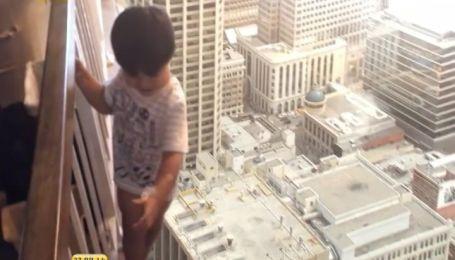Американский мультипликатор превратил сына в супер-героя