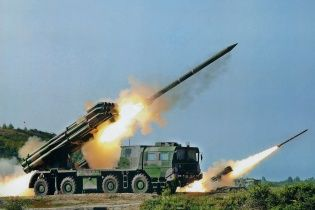 """В СНБО заявили об уничтожении мощнейшей системы залпового огня """"Смерч"""", которая была у боевиков"""