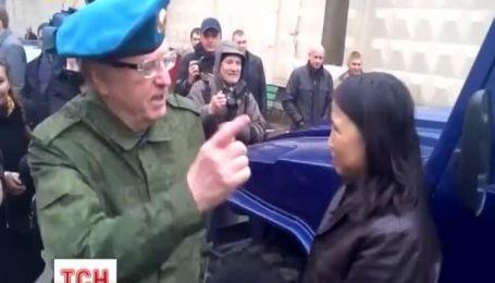 Жириновський не відкидає територіальних претензій до Казахстану