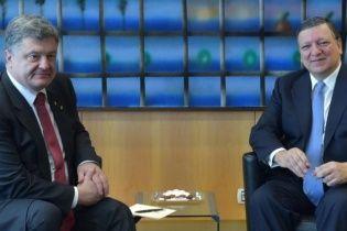 Баррозу сподівається, що нова коаліція у Раді буде проукраїнською