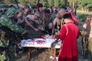 """В Сети появилось видео, как бойцы АТО пишут письмо """"царю"""" Путину"""