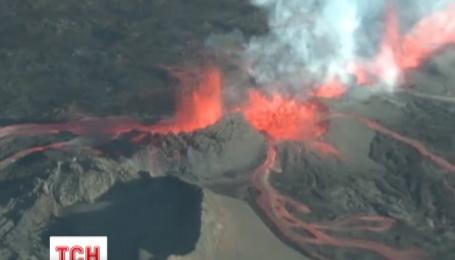 Вулкан Бардарбунга в Ісландії прокинувся після столітньої сплячки