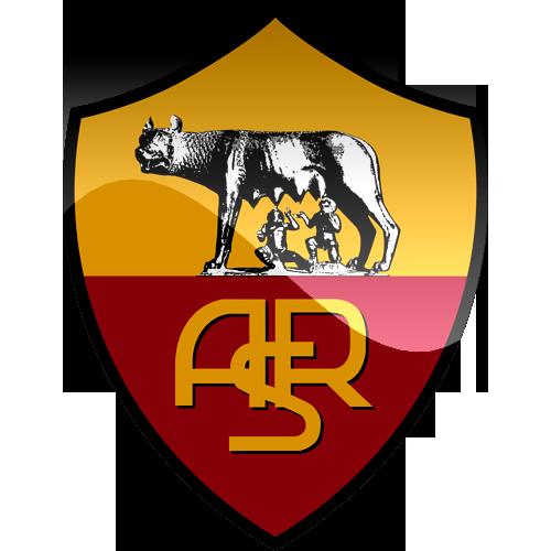 Емблема ФК «Рома Рим»