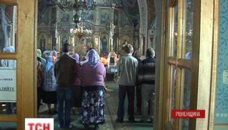 В Ровенской общины сел переходят из Московского в Киевский патриархат
