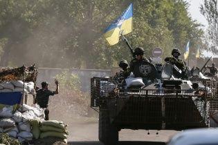 Украинские войска перешли к активной обороне, а Россия готовится к новому удару. Карта АТО