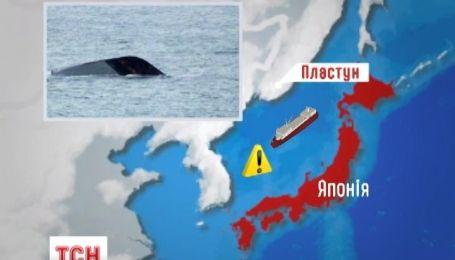 В Японському морі затонуло судно з українцем на борту