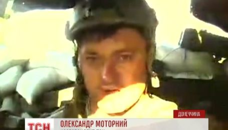 Інтенсивність артобстрілів під Донецьком зменшилася